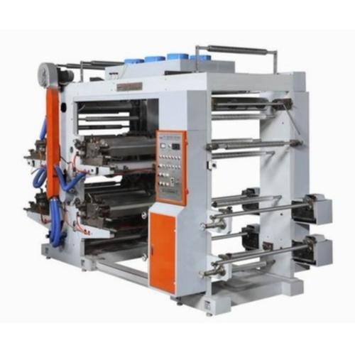 4色柔版印刷机