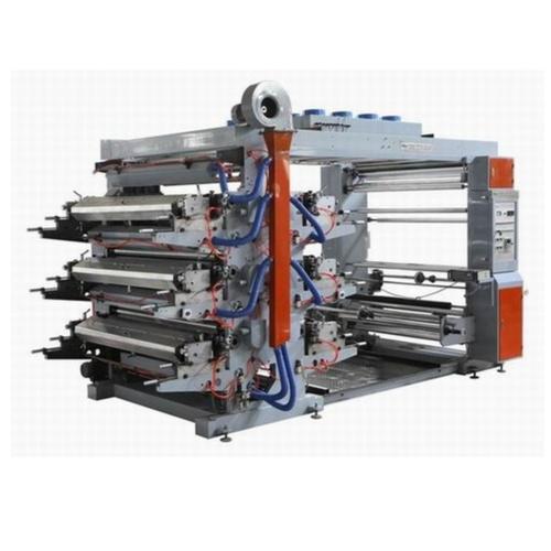 6色柔版印刷机