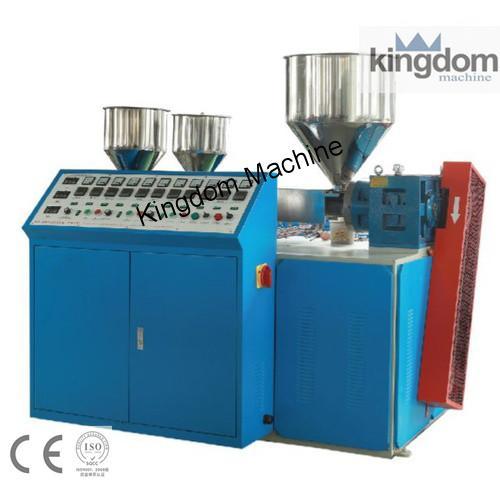 Three Colors Drinking Straw Machine